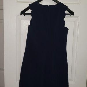 J. Crew Dresses - J. Crew blue dress